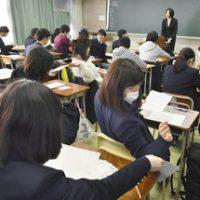 大学新入試検証共通テスト 英語で試行