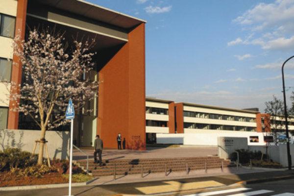 桜美林大・ひなたやまキャンパス完成 町田、市立小中学校跡地に